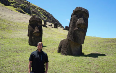 Inspiration is Sparked on Easter Island
